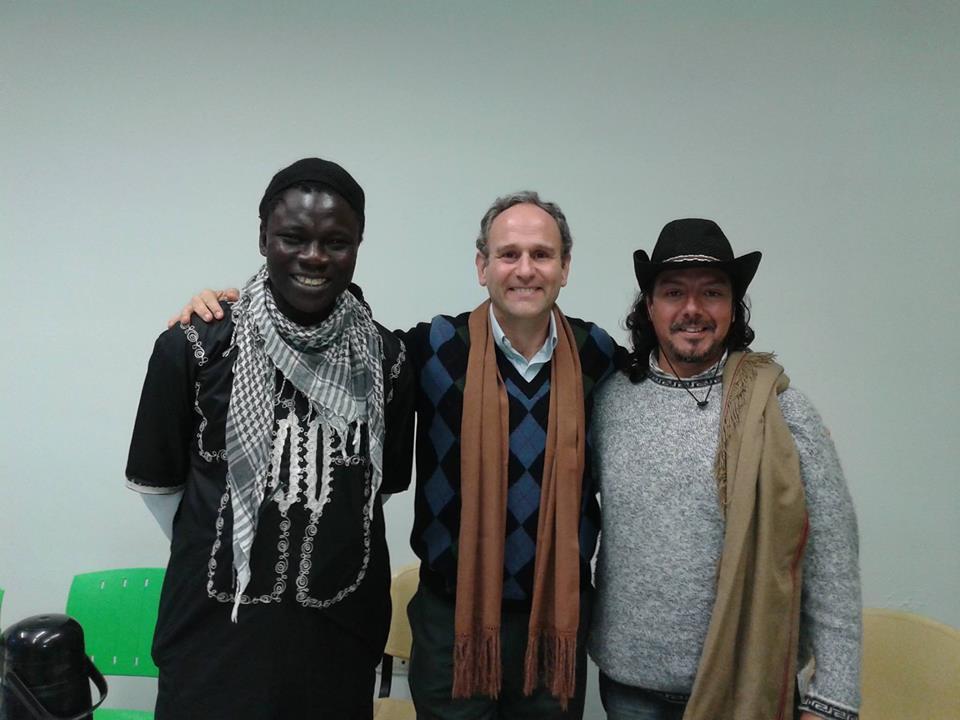 El Representante De Relaciónes Institucionales De La Fundación Para El Desarrollo De Tucumán, Visitó La Sede Del INADI Local.