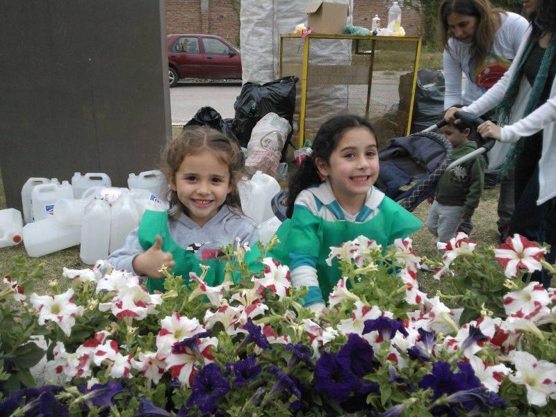 Canje Ecológico De Residuos Sólidos Urbanos -Por La CPN. Celeste Vales-