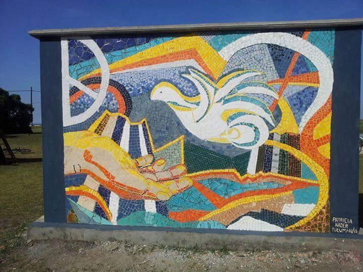 Encuentro De Arte Público Y Muralismo