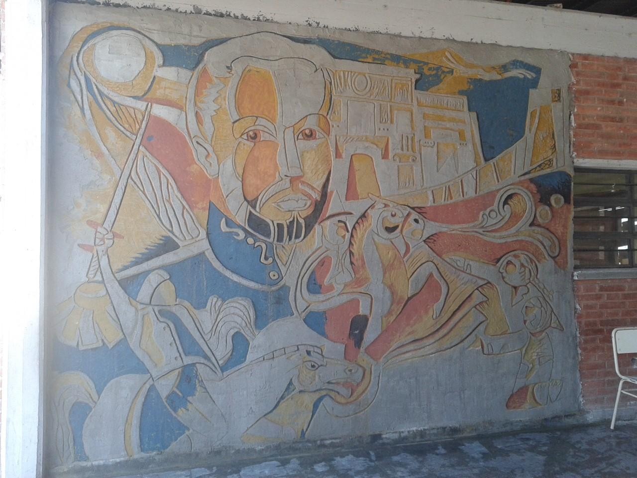 La Mirada Local También Está Presente En El Encuentro De Muralismo