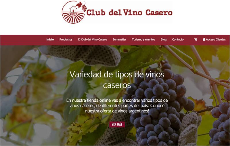 Fundación Para El Desarrollo De Tucumán Presento La Plataforma De E-Comerce De Los Pequeños Productores De Vinos De Los Valles Calchaquies.